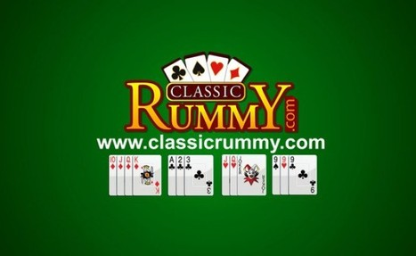 How to Play Rummy Online | Learn Indian Rummy Game Rules – Classicrummy.com | Rummy Card Games | Scoop.it