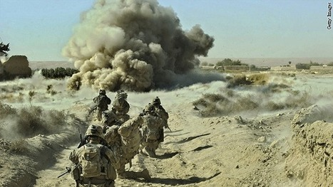 U.S. troop toll in Afghanistan falls with strategy shift | Marines | Scoop.it