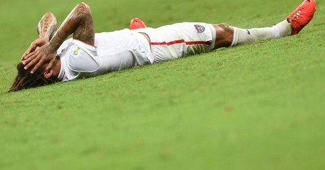 The Dream Is Dead: USA Loses World Cup Heartbreaker to Belgium | FIFA World Cup Brazil 2014 | Scoop.it
