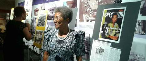 World's First Black Flight Attendant Honored | Black History Month Resources | Scoop.it