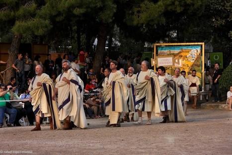 El anfiteatro de Tarraco recreará, los días 5 y 6 de agosto, 'Un Triunfo en Roma', la manera como se celebraban las victorias militares en la capital del imperio romano | LVDVS CHIRONIS 3.0 | Scoop.it