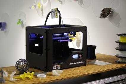 Les imprimantes 3D seront taxées | Toulouse networks | Scoop.it
