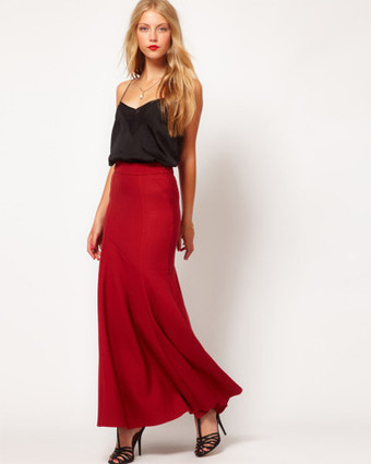 Top 10 Maxi Skirt Outfits, Cheap Maxi Skirts - 2015 | Health & Fashion | Scoop.it