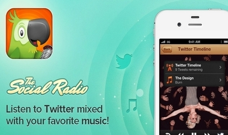 Ecouter son Twitter en musique, c'est possible ! | Time to Learn | Scoop.it