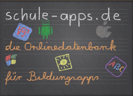 Die Datenbank für Bildungsapps - schule-apps.de Bildungsapps für iPad und andere Tablets | #Apps | 21st Century Tools for Teaching-People and Learners | Scoop.it