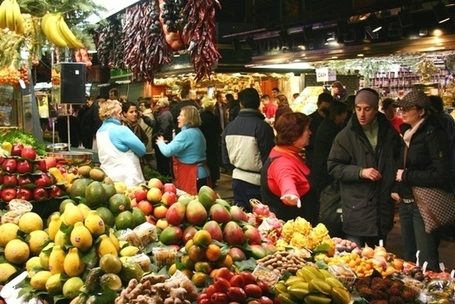 "Food For Thought: Why Barcelona's Markets Are ""Super"" Places 