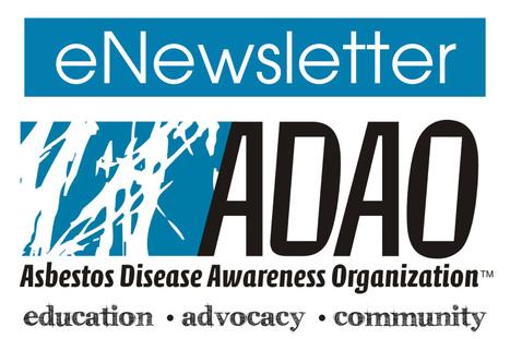 Asbestos Disease Awareness Organization Monthly eNewsletters | asbestos | Scoop.it