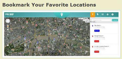 Google Maps Mania: Bookmark jouw favoriete plekjes op Google Maps | Edu-Curator | Scoop.it