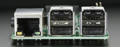 The Raspberry Pi Model B+ Is Here (Again!) | Raspberry Pi | Scoop.it