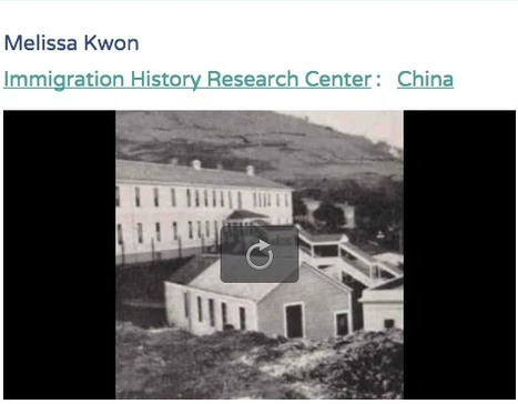 My Immigration Story: Angel Island  | Chinese American Now | Scoop.it