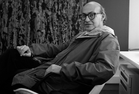 ")i(interstices : ""Marvin Minsky,  un des cerveaux de l'intelligence artificielle 