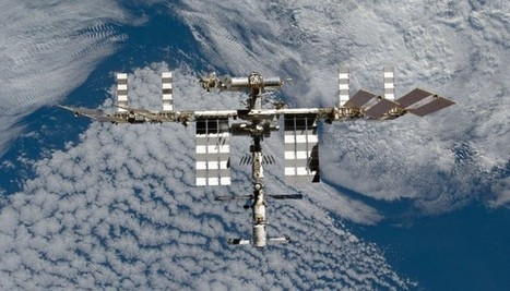 International Space Station beams a Video back to Earth using Lasers (video) | Wonder | Scoop.it