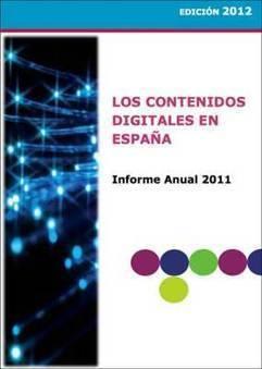Informe anual de los Contenidos Digitales en España 2011 ...   cultural   Scoop.it