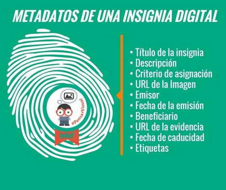 ¡Las insignias digitales vienen para quedarse! | Blog de INTEF | Tools, Tech and education | Scoop.it