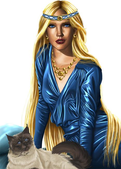 Brünnhilde, Brynhildr, Brunhild, Brynhild | Faces of the Goddess | Scoop.it