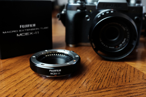 Fuji MCEX-11 Macro Extension Tube | Fuji X Series Cameras | Scoop.it