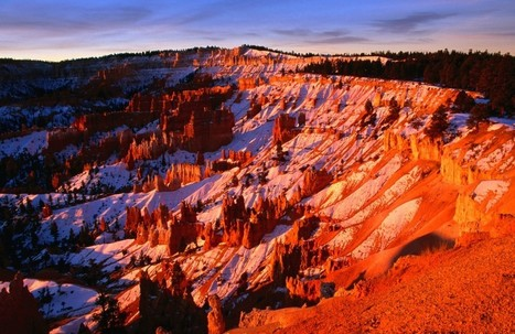 10 off-the-beaten-track US national parks - travel tips and articles - Lonely Planet   Destination Weddings & Travel   Scoop.it