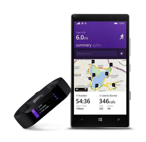 Microsoft's health revolution is here: Microsoft Band ($199) + Microsoft Health System | UX-UI-Wearable-Tech for Enhanced Human | Scoop.it