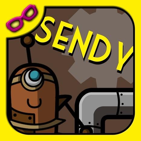 Sendy: Steam-Paint Kids Art | K-2 Apps | Scoop.it