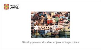 #MOOC Développement #durable: enjeux et trajectoires... Sur vos écrans aujourd'hui | MOOC Francophone | Scoop.it