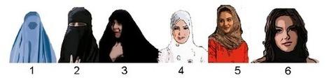 Comment les femmes musulmanes devraient-elles s'habiller ? | lucileee* | Scoop.it