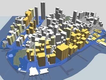 Reworking New York's Flood Map Post-Hurricane Sandy   Sustainable imagination   Scoop.it