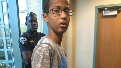 #IStandWithAhmed: The Internet Is Outraged Over 14-Year-Old Arrested for Building a Clock | Web 2.0 et société | Scoop.it