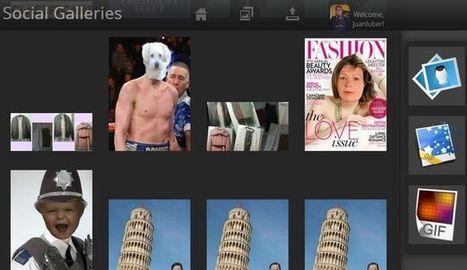 Social Galleries, un lote de utilidades web para trabajar con imágenes | Recull diari | Scoop.it