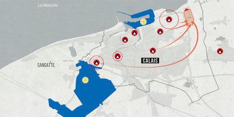 De Sangatte à la «JUNGLE », comment Calais s'est-elle retrouvée au cœur des enjeux migratoires? | URBANmedias | Scoop.it