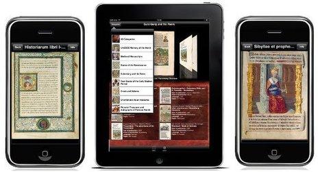 IL Y A 5 ANS ... La Bibliothèque de Bavière adopte l'iPad comme outil de diffusion numérique | Clic France | Scoop.it