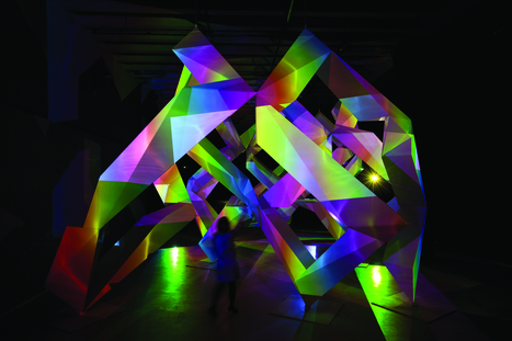 Prism Liquid by Akihisa Hirata and Kyota Takahashi | Art Installations, Sculpture, Contemporary Art | Scoop.it