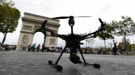 Les drones de loisirs autorisés à Paris un dimanche par mois à Longchamp ou La Villette   Une nouvelle civilisation de Robots   Scoop.it