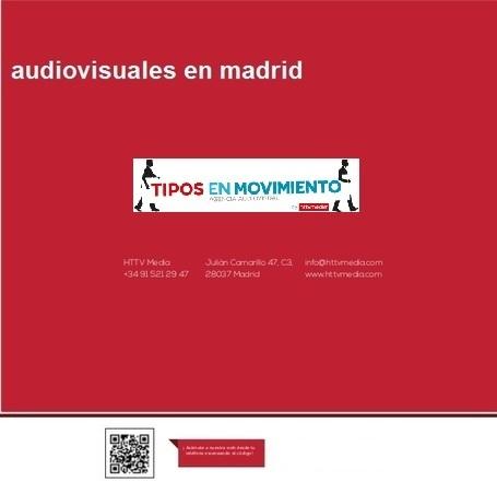 Audiovisuales en Madrid con Tipos en Movimiento, especialistas en video marketing para tu empresa | Tipos en Movimiento - Producción Audiovisual | Scoop.it