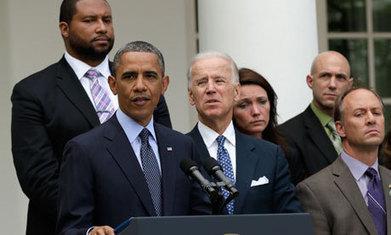 Gun control: Barack Obama condemns 'shameful' failure to pass reform | Gun and america | Scoop.it