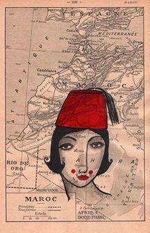 tangeri.biz - Mappa storica del Marocco! | Facebook | mappe storiche | Scoop.it