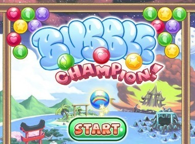 Bubble Champion: 1st Mobile Game To Give Away Physical Prizes | Traffic Generation | Scoop.it