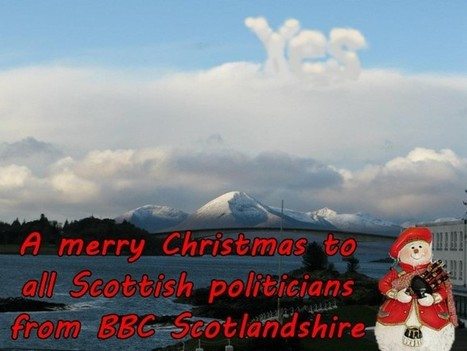 Our 'Secret Santa' list for Scotlandshire's politicians | YES for an Independent Scotland | Scoop.it