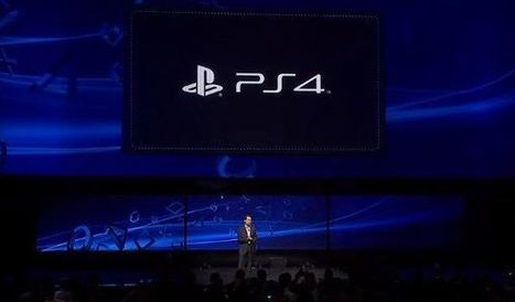 Sony Unveils its Vision for the Future of Video Games with PlayStation 4 | Technological Evolution in Video Games | Scoop.it