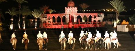 Dîner Fantasia - Chez ALI - Morocco Trip Travel   Tourisme   Scoop.it
