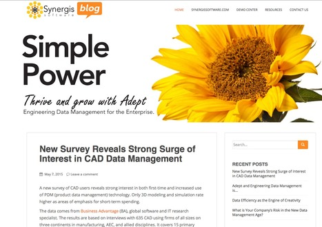 Synergis Software Blog | Showcase of custom topics | Scoop.it