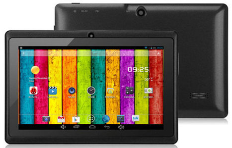 Q88Pro / Q88H Tablet Featuring AllWinner A23 Processor Goes for $50 and up   Embedded Systems News   Scoop.it