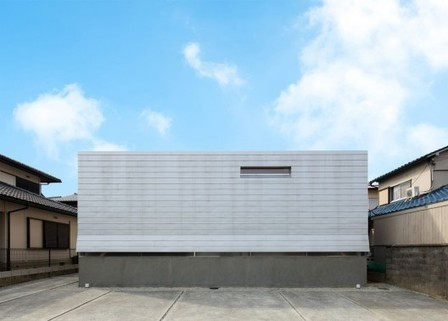 [Osaka, Japan] A House in Ayukawa / Méga | The Architecture of the City | Scoop.it