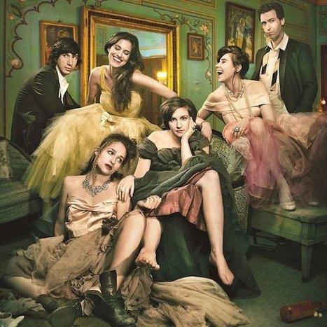 Decoding the Campy, Disheveled Girls Poster - New York Magazine | BOHEMIAN CIRCUS | Scoop.it