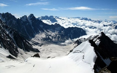 snow capped mountains wallpaper | wallpapers | Scoop.it