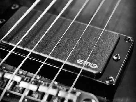 The A to Z of electric guitar pickups - MusicRadar.com | Music: Equipment, Production and News. | Scoop.it