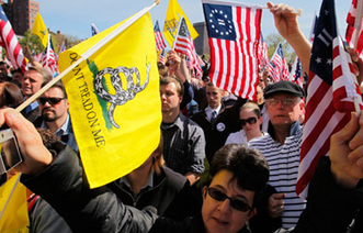 Tea Party Nation Now Promoting Operation American Spring | Daily Crew | Scoop.it