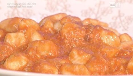 La ricetta degli gnocchetti di ricotta con pomodoro e mozzarella di Anna Moroni   La Cucina Italiana - De Italiaanse Keuken - The Italian Kitchen   Scoop.it
