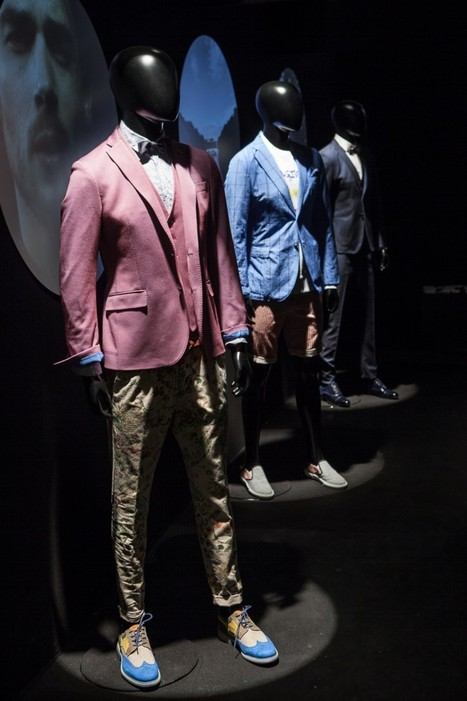 Manuel Ritz Spring Summer 2015 | Le Marche & Fashion | Scoop.it