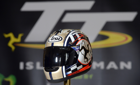 2015 Isle of Man TT Limited Edition at TT Press Launch | Motorcycle Industry News | Scoop.it