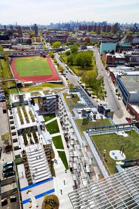 Via Verde. Bronx new housing development. | The Architecture of the City | Scoop.it